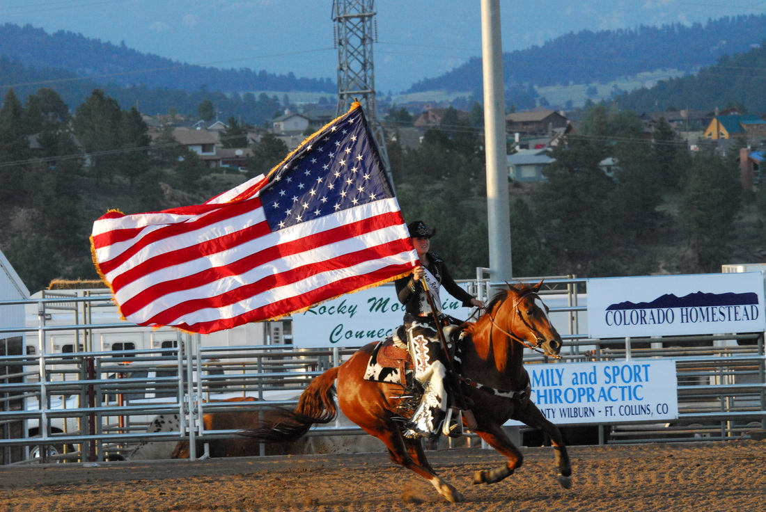 Rooftop Rodeo Estes Park Events Complex