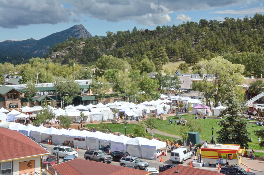 Bond Park Estes Park Events Complex